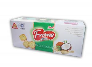 8936152691112 | Bánh mặn vừng dừa Frome 105g