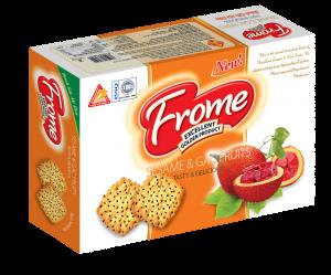 Bánh qấc mè dừa Frome